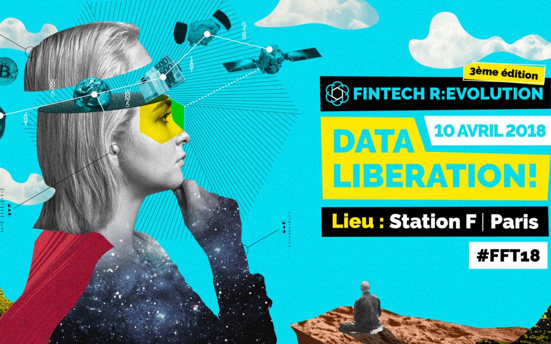 💠 Fintech R:Evolution 2018 : On y parlera bien sûr du financement des start-ups !