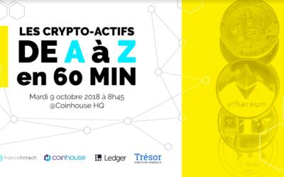 Petit-déjeuner • Les crypto-actifs de A à Z