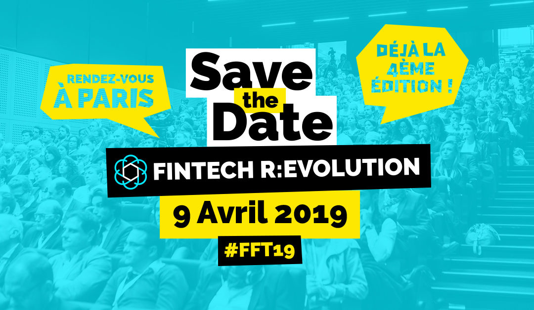 Fintech R:Evolution 2019 I 9 avr, 19