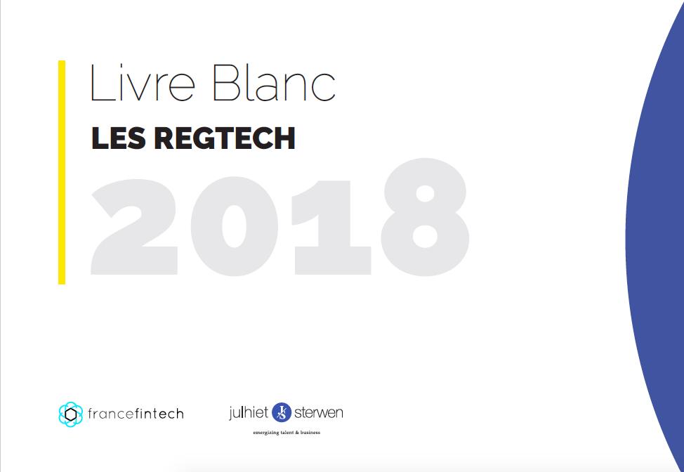 Livre blanc Regtech 2018