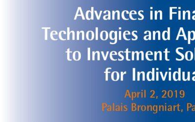 Conférence universitaire internationale I 2 avril, 19