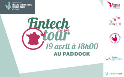 Fintech Tour 2018-2019 I Nancy I 19 avril, 18