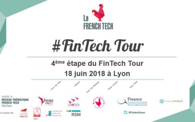 Fintech Tour 2018-2019 I Lyon I 18 juin, 18