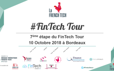 Fintech Tour 2018-2019 I Bordeaux I 12 oct, 18