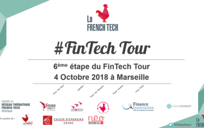 Fintech Tour 2018-2019 I Marseille I 4 oct, 18