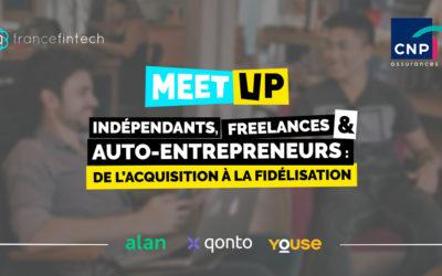 Meetup • De l'acquisition à la fidélisation