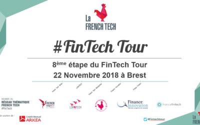 Fintech Tour 2018-2019 I Brest I 22 nov, 18