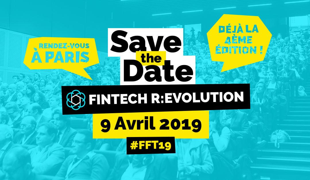 Fintech R:Evolution 2019 I 9 avr, 19