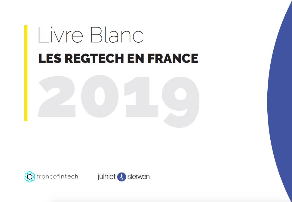 Livre blanc Regtech 2019