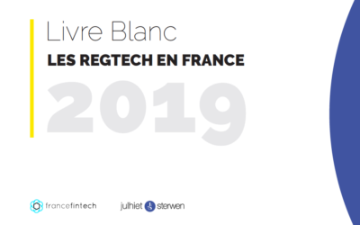 Publication of a white paper dedicated to RegTech