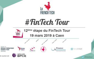 Fintech Tour 2018-2019 I Caen I 19 mars, 19