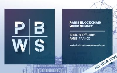 Paris Blockchain Week Summit I 16 & 17 avril, 19