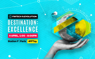 Fintech R:Evolution 2019 I 9 avril, 19