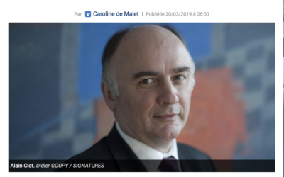 "Alain Clot: ""French fintech has future unicorns"""
