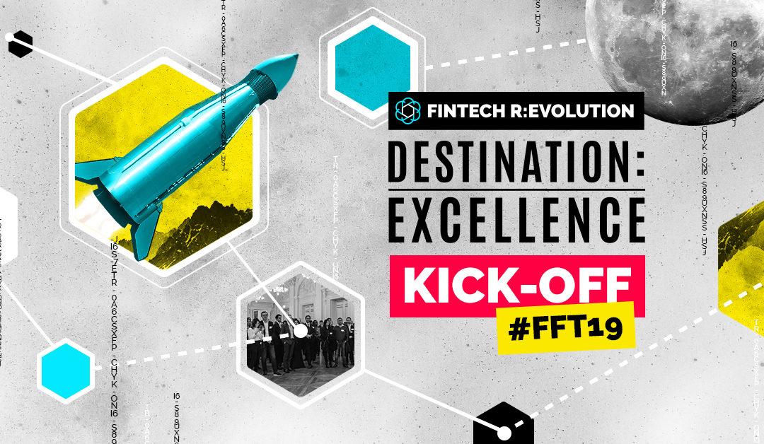 Kick-Off Fintech R:Evolution I 8 avril, 19