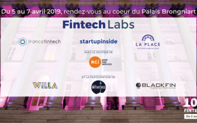Fintech Labs I 5-7 avril, 19