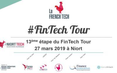 Fintech Tour 2018-2019 I Niort I 27 mars, 19