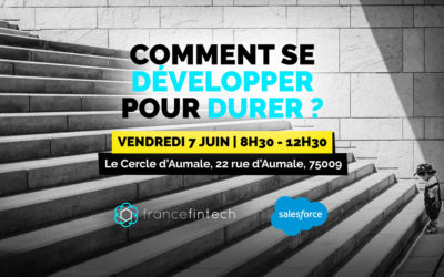 Conférence France FinTech x Salesforce • 7 juin 2019