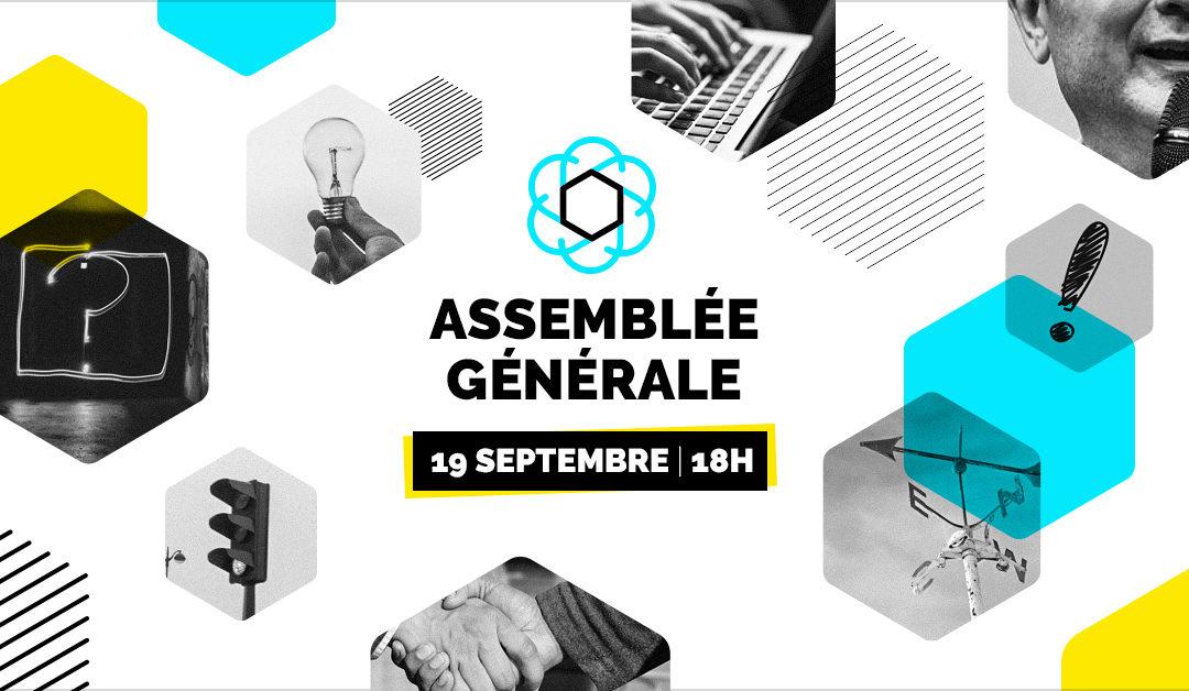 Assemblée générale annuelle France FinTech • 19 septembre 2019