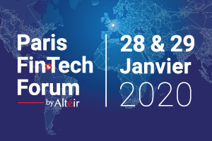 Paris Fintech Forum 2020 • 28 & 29 janvier 2020