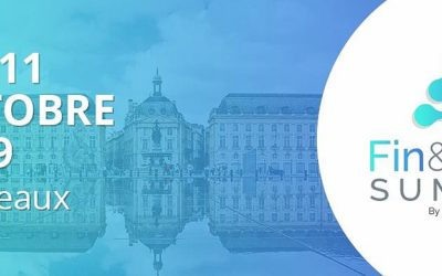 Fin&Tech Summit • 8&9 octobre 2019