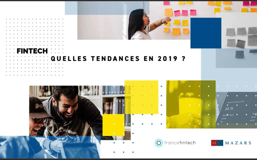 """Etude Mazars x France FinTech """"Futur de l'écosystème"""""""