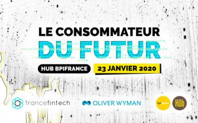 Conférence France FinTech x Oliver Wyman I 23 janv, 2020