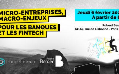 Petit-Déjeuner France FinTech x Roland Berger I 06 fév, 2020