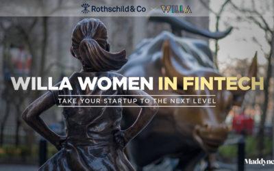 WILLA – Women in Fintech
