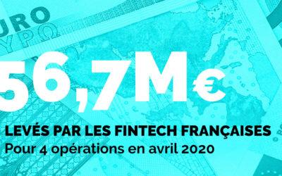 Bilan mensuel des levées de fonds – Avril 2020