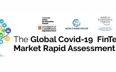 Rapid assessment survey of the global Fintech market post Covid19