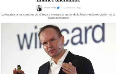 Affaire Wirecard: les déboires sans fin de la finance allemande
