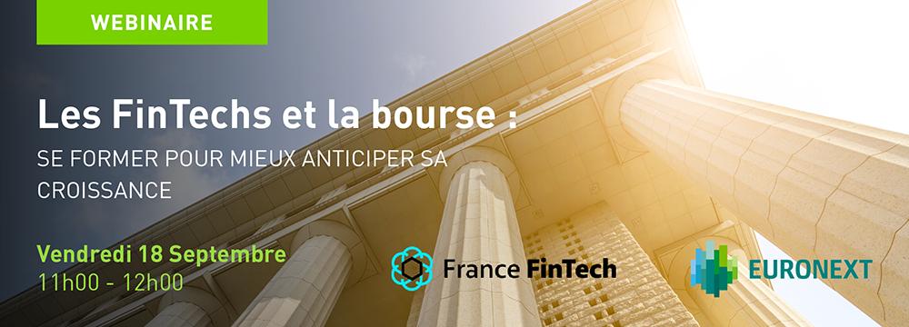 Euronext x France FinTech : Programme Techshare