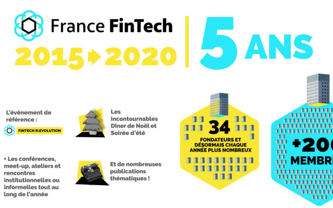 Infographie France FinTech