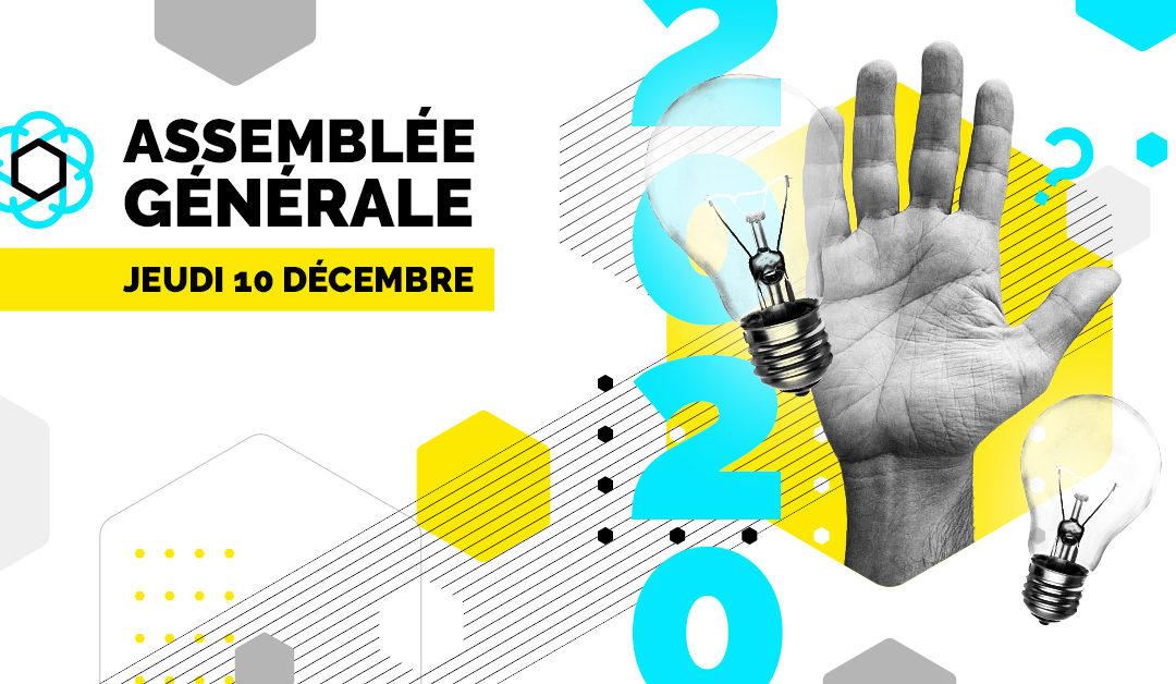 Assemblée Générale annuelle France FinTech – 10 décembre 2020