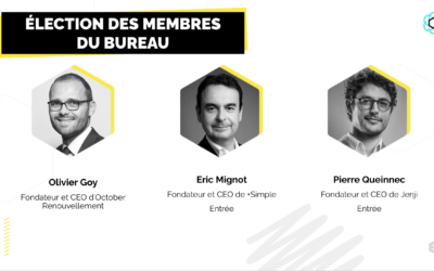 New members of the France FinTech office