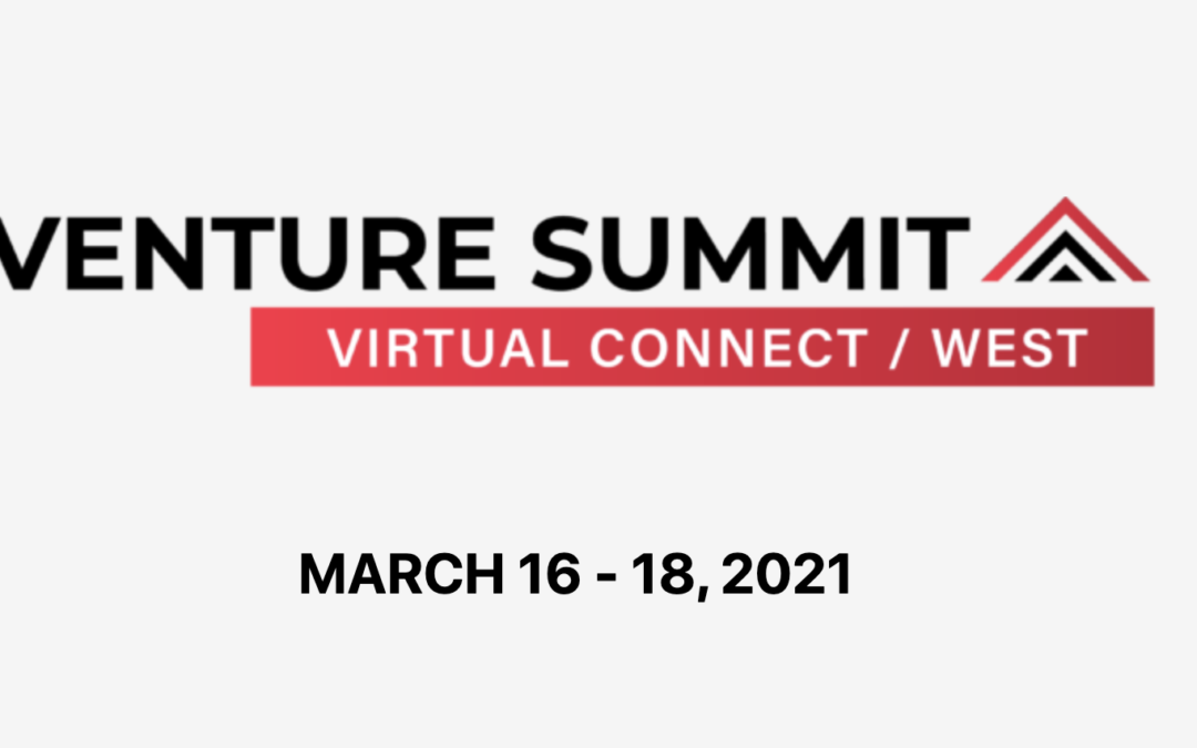 Venture Summit – Virtual Connect / West