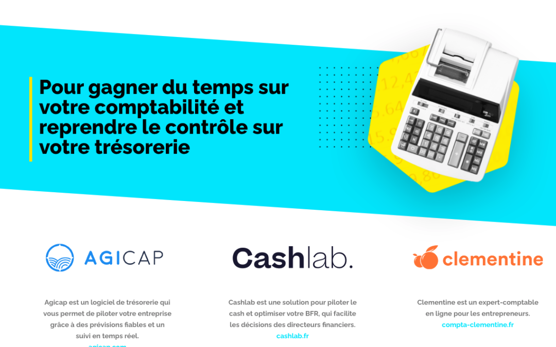 Infographie France FinTech – Services financiers B2B