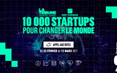 10000 startups pour changer le monde