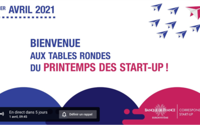 Le Printemps des start-up