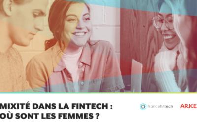 Quoi retenir de l'étude « Mixité dans la Fintech : où sont les femmes ? »
