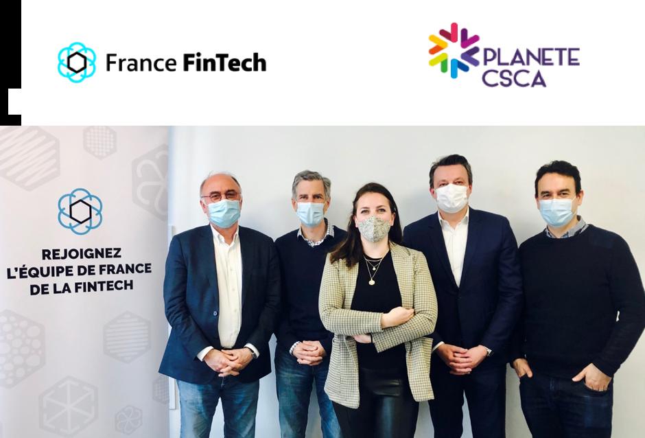 France FinTech et PLANETE CSCA concluent un partenariat pour favoriser l'émergence de modèles innovants dans le domaine des assurtech