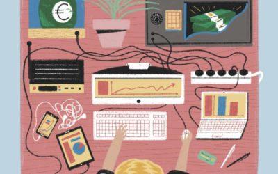 Avec la dématérialisation, les banques classiques sur le chemin de la révolution numérique