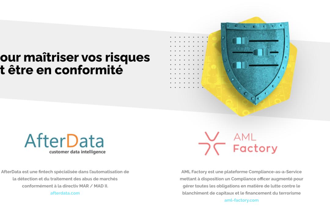 Infographie France FinTech – Services financiers BtoFi