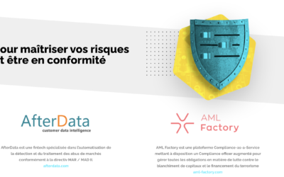 Infographie France FinTech – Services financiers BtoFi