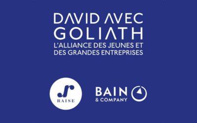 Prix David avec Goliath 2021