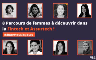 8 parcours de femmes qui transforment le monde de la finance !