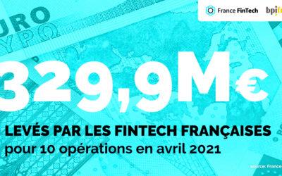 Bilan mensuel des levées de fonds – Avril 2021