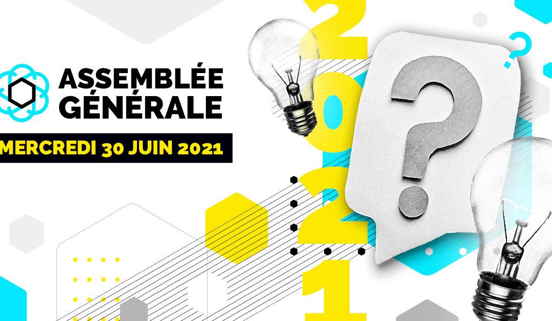 ASSEMBLÉE GÉNÉRALE ANNUELLE FRANCE FINTECH – 30 JUIN 2021
