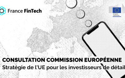Consultation sur la stratégie de l'UE pour les investisseurs de détail
